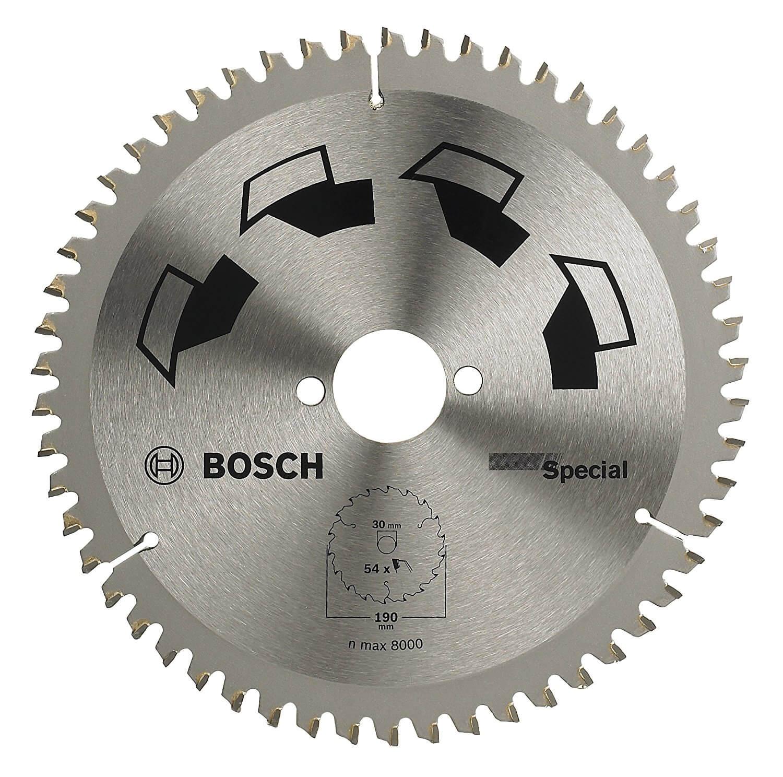 Lame de scie circulaire Spécial Bosch 2609256892 pas chère