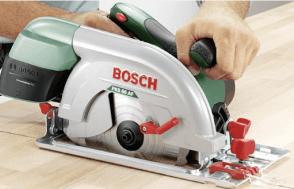 Scie circulaire plogeante Bosch