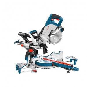 Scie à onglet radiale Bosch Professional GCM 8 SJL