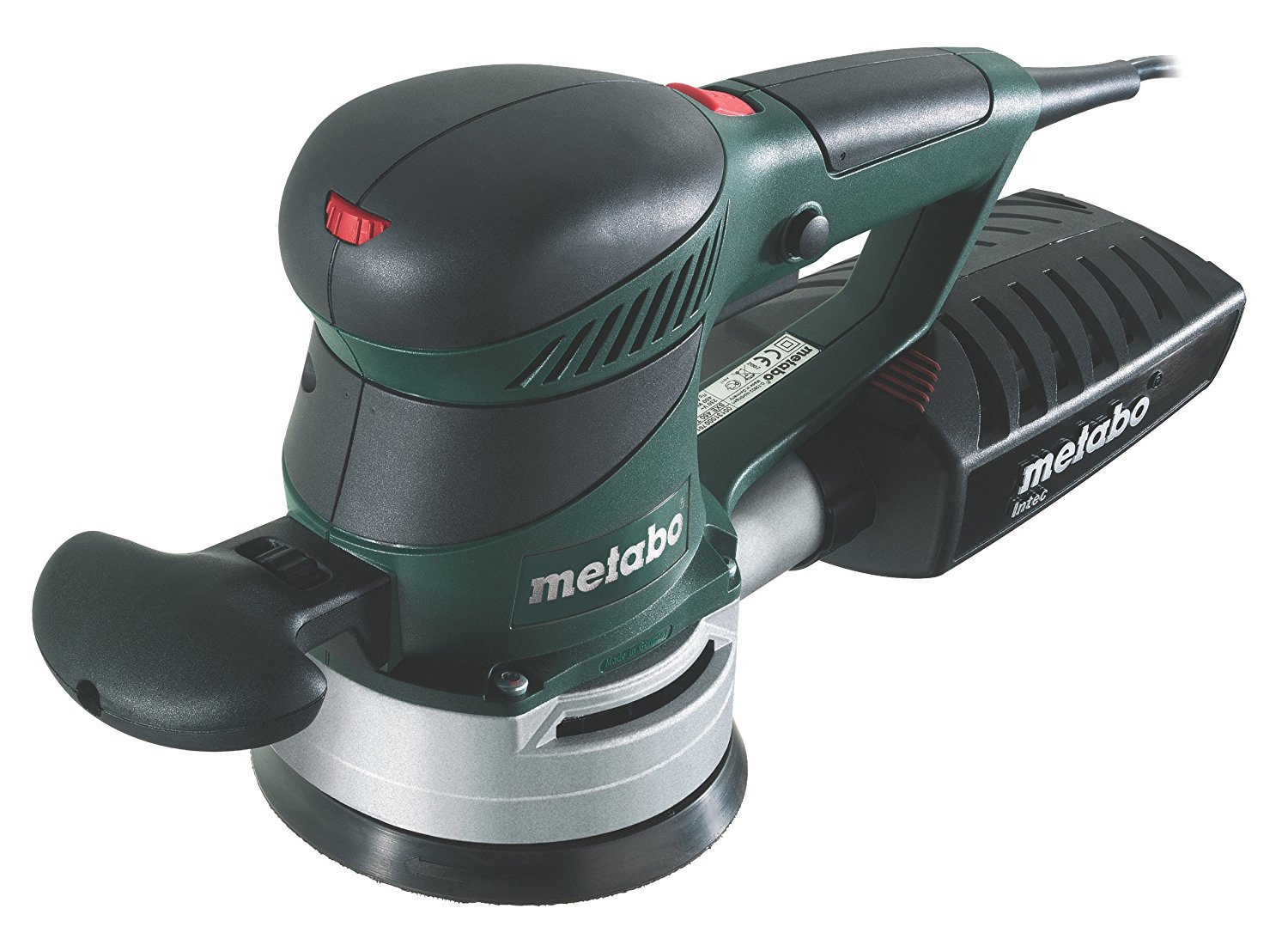 ponceuse metabo turbotec