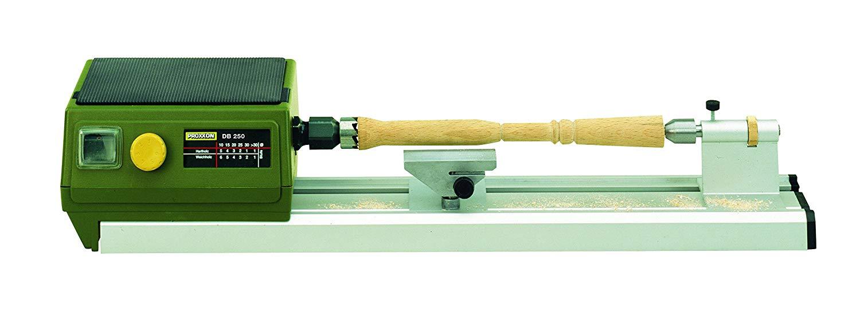 Micro tour à bois proxxom